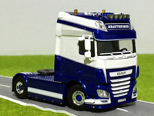 "WSI TRUCK MODELS,DAF NEW XF SUPER SPACE CAB 4x2 ""KRAUTHEIMER"""
