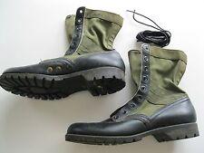 US Vietnam C.I.C. Jungle Tropical Boots Dtd 11/65  Sz 11 N (10 R ) Almost Unworn