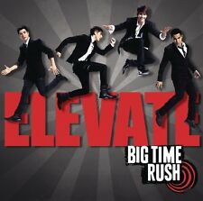 Elevate - Big Time Rush (2011, CD NEU)