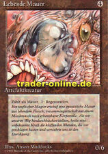 Lebende Mauer (Living Wall) Magic limited black bordered german beta fbb foreign