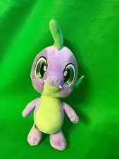 "SPIKE Build-A-Bear My Little Pony Baby DRAGON Purple Green 12"" Plush 2013"