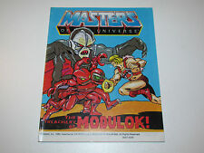 MOTU HE-MAN MASTERS OF THE UNIVERSE MINI COMIC 1985 TREACHERY OF MODULOK - MAL