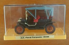 Ziss Euro-Modell 1908 Ford Model T Torpedo With Case Made in Germany