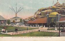 Willow Grove Park, Pa - Mountain and Air Ship