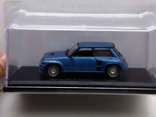Scale 1/43 Diecast Model Car Toy - IXO Renault 5 Turbo 2 (1985)