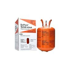 DuPont/Chemours R404a Refrigerant in 24lb Disposable Tank