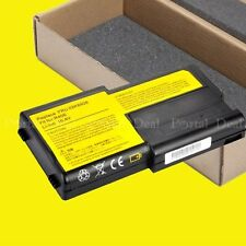 New 6 Cell Laptop Battery for IBM Lenovo Thinkpad R40E 08K8218 92P0987