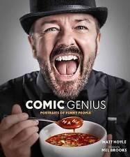Comic Genius: Portraits of Funny People by Chronicle Books (Hardback, 2013)