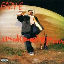 EAZY-E - IT'S ON (DR.DRE) 187UMKILLA  CD  8 TRACKS HIPHOP / RAP  NEU