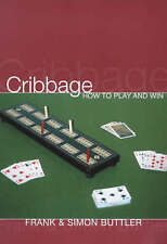 Cribbage: How to Play and Win by Frank Buttler, Simon Buttler (Paperback, 2000)