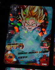 TCG DRAGON BALL Z DBZ PART 2 HEROES CARD PRISM CARTE HG2-14 MADE IN JAPAN DBH **
