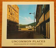 STEPHEN SHORE UNCOMMON PLACES - 1982 1ST EDITION & 1ST PRINTING PAPERBACK
