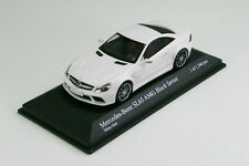 Minichamps 1/43 Mercedes-benz SL65 AMG Black Series R230 Matt White PMA Limited