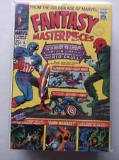 Fantasy Masterpieces Vol. 1 (1966-1967) #6 FN/VF