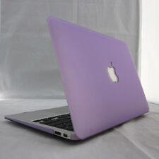 "12color Rubberized Matte Hard Case Cover Cut-Out for Apple MacBook AIR 11"" 13"""