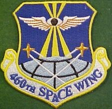 US Air Force 460th Space Wing Patch