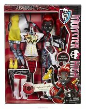 MONSTER HIGH WYDOWNA SPIDER I HEART FASHION DOLL