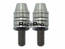 RacePro - 2 x M6x45mm Avid Titanium Brake Caliper Mount Bolts Kit (inc cup cone)