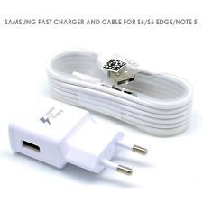 Samsung Adaptive Fast Charger with cable for Samsung Galaxy NOTE5/S6/S6 EDGE/S7
