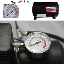 Portable Mini Air Compressor 12V Auto Car Electric Tyre Pump Inflator 300PSI