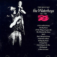 BEST OF THE WATERBOYS: [A GIRL NAMED JOHNNY,FISHERMAN'S BLUES,STRANGE BOAT++]