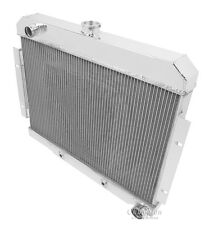 1984-1985 Jeep CJ7 Chevy V8 Conversion Champion 3 Row Aluminum Radiator CC1919