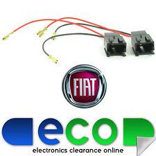 CT55-FT02 Fiat Scudo Upto 2014 Car Speaker Adaptor Plug Lead Connectors