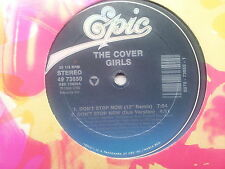 The Cover Girls - Don´t Stop Now