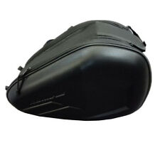 58L Big Capacity Black Multi-use Expandable Motorcycle Luggage Saddle Bags
