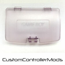 Gameboy Color GBC Game Boy Couleur Couverture Batterie de rechange-violet clair