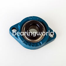 "SALF204-12  High Quality 3/4"" Eccentric Locking Bearing with 2 Bolt Flange"