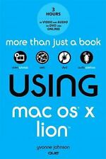 Using Mac OS X Lion (2nd Edition)