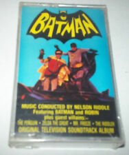 Batman [Original TV Soundtrack] - Cassette - SEALED - Mercury - UK - VERY RARE