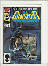 PUNISHER (limited series) #4 VF/NM