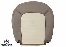 2002 Ford Explorer Eddie Bauer-DRIVER Side Bottom Replacement Leather Seat Cover