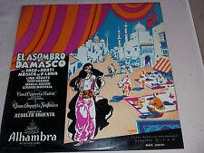 DISCO VINILO LP EL ASOMBRO DE DAMASCO DE PASO V ABATI ALHAMBRA MGC 30031