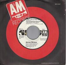 JAMES BROWN  I Got You (I Feel Good)  promo 45 from 1988