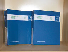 Mercedes MB-trac 700 800 900 1000 Factory Workshop Manual 2 Volumes - NEW