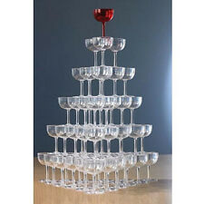 """56 PC TIPSY CHAMPAGNE GAME AGES 8 TO 88 great gift NEW IN BOX sale 2"""" High"""