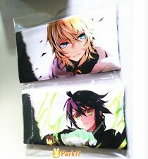 Japanese Seraph of the End/Owari no Seraph Pencil bag phone Case Cover 2pcs