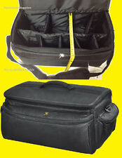 EXTRA LARGE SIZE PRO CARRYING CASE BAG to-  CAMERA NIKON D5100 D5200 D5000 D5300