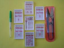 Órgano envases múltiples Agujas de máquina de coser se ajusta Toyota/Janome/Plata/molestan/cantante