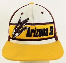 ASU Arizona State University Sun Devils Zephyr Baseball Hat Cap Adjustable