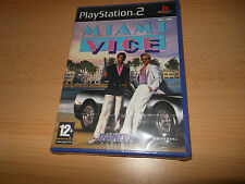 miami vice ps2 game playstaion 2 FREE UK POST