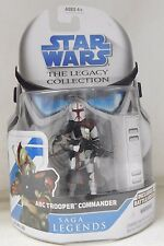 Hasbro Star Wars The Legacy Collection #SL23 ARC TROOPER COMMANDER - Figure NIP