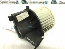Peugeot  307 Heater motor Valeo  with AC
