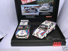 SCALEXTRIC PASSION SP016 REMEMBER DELTA WINNER LANCIA DELTA S4 Y HF INTEGRALE MB