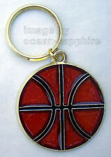 BASKETBALL Key Ring Keychain Key Chain NEW! Great gift! Sports