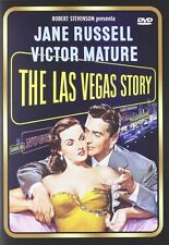 THE LAS VEGAS STORY (1952) **Dvd R2** Jane Russell, Victor Mature