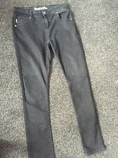 "Bench Black Denim Jeans Size 30"" 32"""